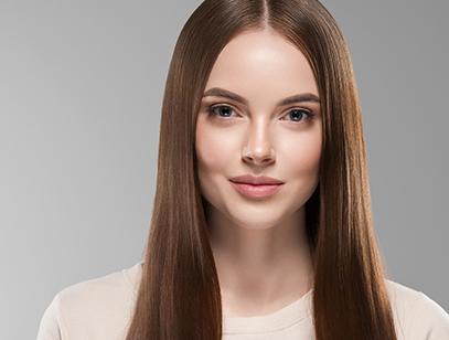 Beautifu longl hair women brunette  hair beauty female portrait healthy skin