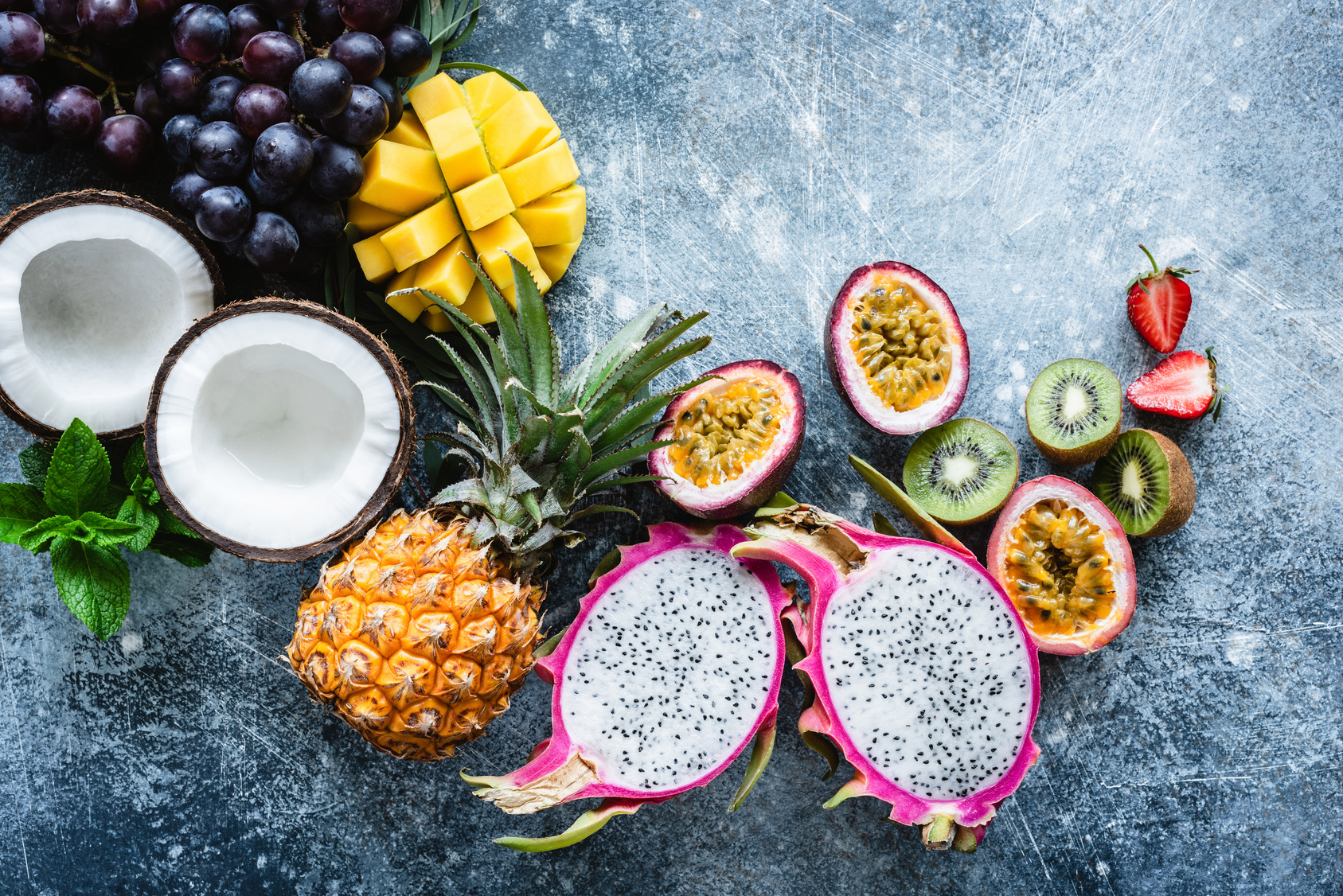 Owoce egzotyczne – dlaczego warto je jeść?
